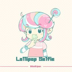 Lollipop Selfie by dwikipan