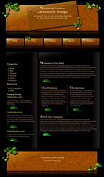 Woodworks Template by Solemnity111