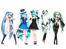All for DL (voting part was useless XD) by Mikudaven