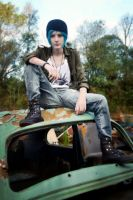 Chloe Price Photoshoot 1 by MagiProps