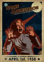 Space Molestation by theblastedfrench