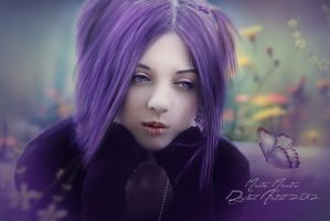 Violet by Neitin