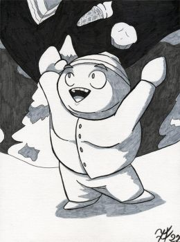 Inktober 2017 : Cartman by Yuese