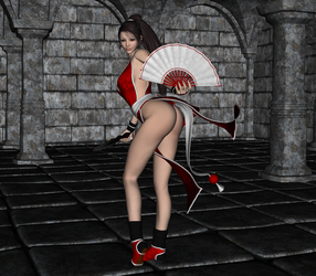 KOF - Mai Shiranui 9 by FatalHolds