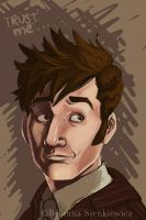 Trust me...I'm the Doctor by bsienk