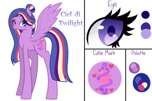 Next Generation: Ciel di Twilight by PuaPuaMon
