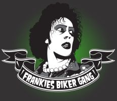 Frankies Biker Gang by Johnny-Sputnik