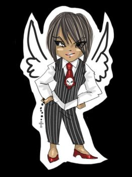 snazzy ID by pilpina77