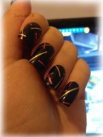 Lined Sparkled by Jessica078