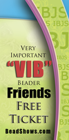 VIB - Very Important Beader by BeadsofCambay
