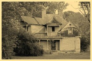 Another Spooky Old House by TheMan268