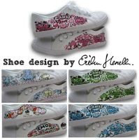 Shoe design now for sale by PeterPan-Syndrome