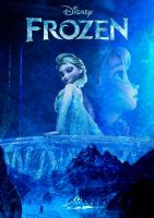 Frozen Custom-made Poster by HKY91