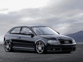 Audi A3 by Cop-creations
