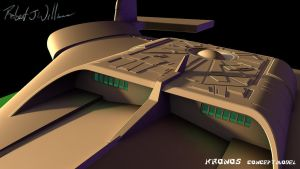 My Version Of Kronos 1 Study Model part 42 by XFozzboute