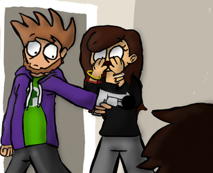 The Confession | Tomska by OreotheCookieKitty