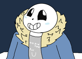 The great and only SANS by TropicaIDeer