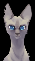 thousand-yard stare by Effsnares