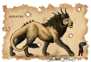 Abraxas by ElvenAngel
