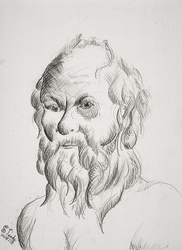 Socrates August tenth by SulaimanDoodle