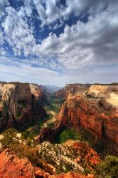 Canyon View......Zion by ernieleo