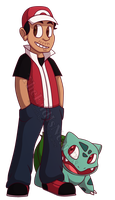 Com: Pokemon Trainer by TheEndIsNearUs