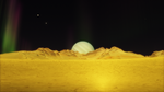 SPACEENGINE Royale 18: Pearl Framed in Mustard by TuberculosisGeorge