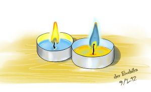 Candles by derBudaika