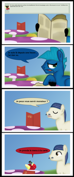 Question Time 43: Fourberie des pommes by stashine-nightfire