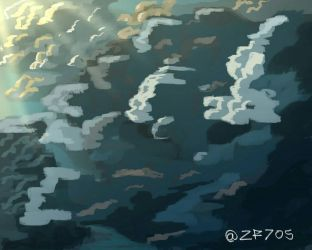 Clouds by zf705