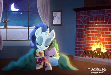Fire and Ice by WillisNinety-Six