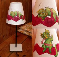 The Kecleon Lamp