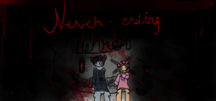 The Never-ending horrors by Voidie