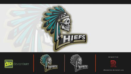 Chiefs eSport Logo by r0bsnmeister