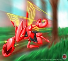 Pokemon - Scizor