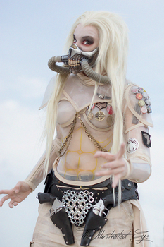 Immortan Joe Gender Bend by IllustratedEye
