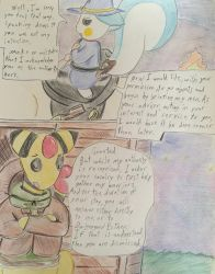 PMD: And All the Ways of Life Pg 12 by RelativeEquinox