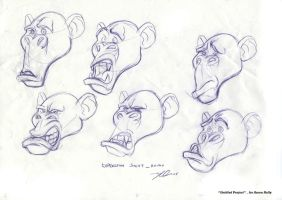 character expressions_sheet2 by davidsdoodles