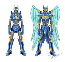 Angelus- Bayverse Style by RebeccaHudgens