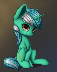 Lyra Heartstrings by DeltauraArt