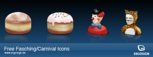 Carnival Icons by ergosign