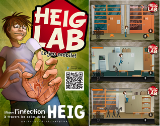 Heig-LAB project by Aierz