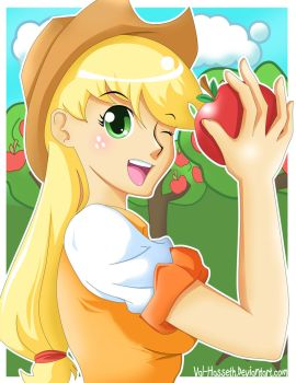Applejack by Val-Hasseth