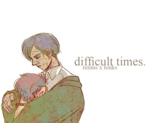 HP-difficult times by koenta