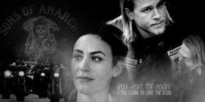 SONS OF ANARCHY by 19happyobsessed