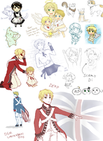 Hetalia Crap by Hamstalady