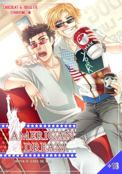 American Dream - Couverture by CloverDoe