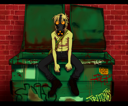 Dumpster Diving by Jubilations