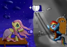 MLP The Count of Monte Cristo by Itarra