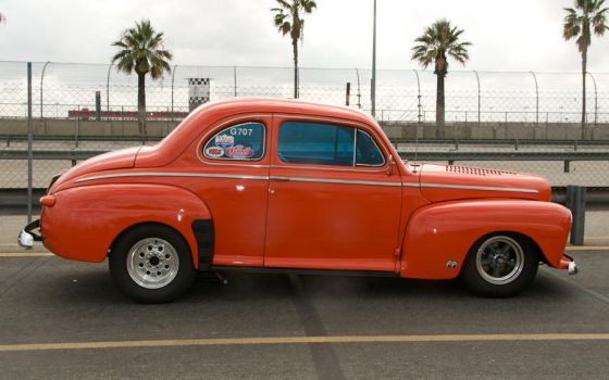 1942 Ford Coupe by MikeZadopec